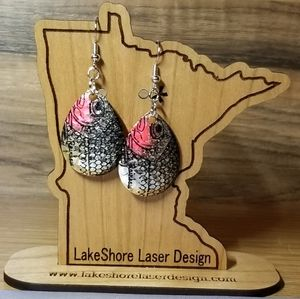 Fishing Lure Earring